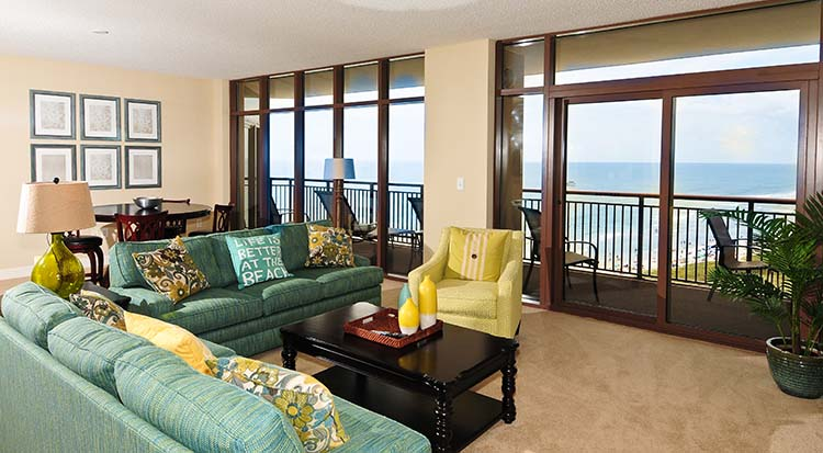 Myrtle beach penthouses oceanfront resort penthouses for North beach plantation 5 bedroom