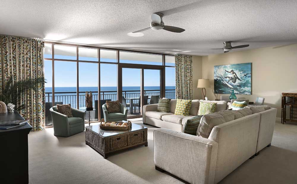 Myrtle beach penthouses oceanfront resort penthouses - 5 bedroom oceanfront north myrtle beach ...