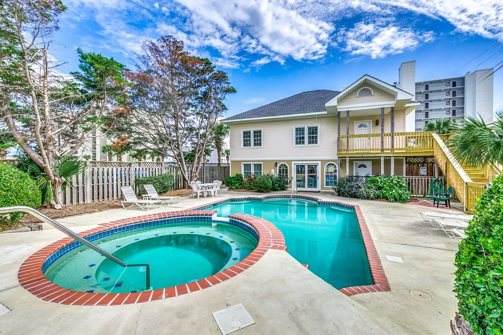 Remarkable Three Of A Kind 1 Myrtle Beach Condos Vacation Rentals Home Interior And Landscaping Ponolsignezvosmurscom