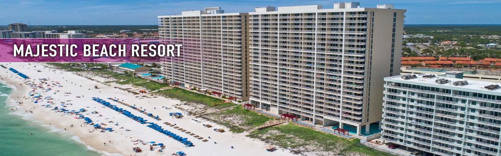 Majestic Beach Resort Panama City Fl Book Condo Als