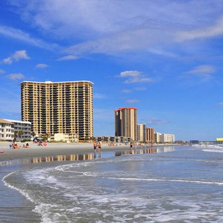 Myrtle Beach Condo Rentals | Oceanfront Resorts & Vacation