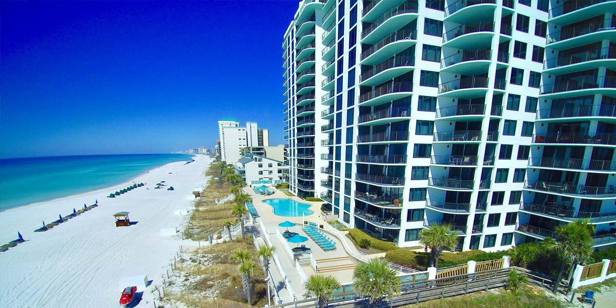 Watercrest Panama City Beach Florida Gulf Front Condo